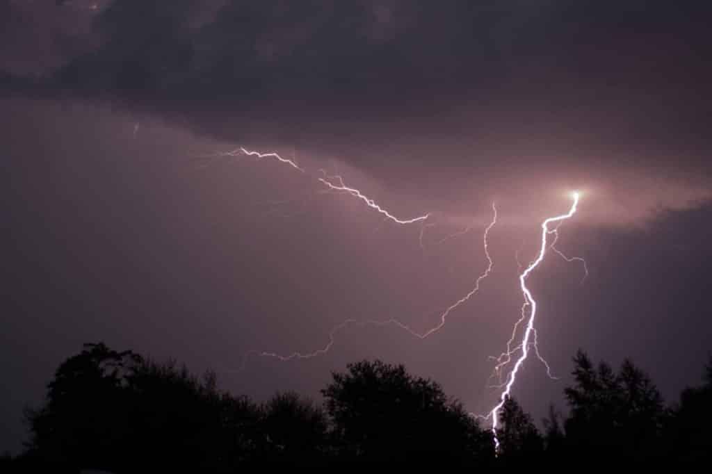 meteo orage Toulouse