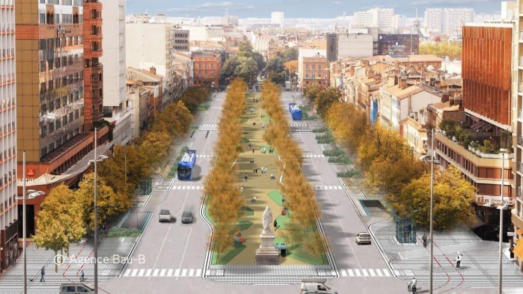 Ramblas Toulouse