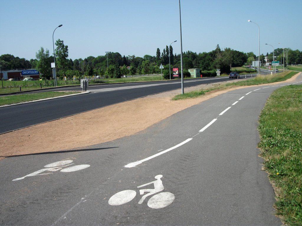 aménagements cyclables Toulouse