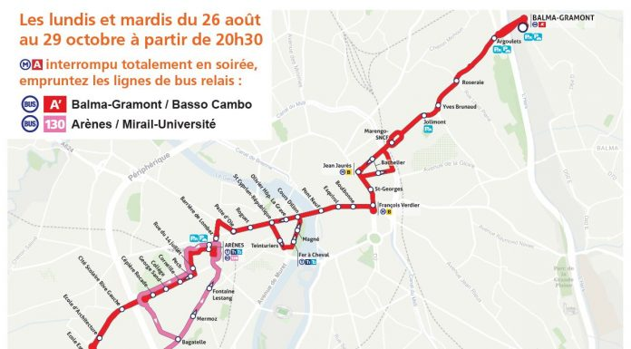 Plan relais bus 26 aout