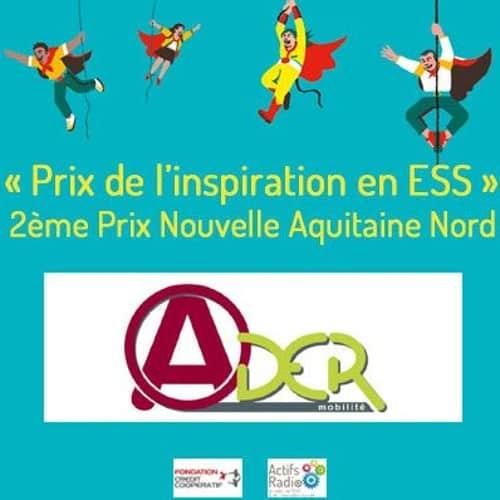 L'inspiration en ESS #32 – ADER Mobilité aide à l'insertion