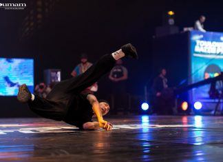 trophées Master Battle Breakdance