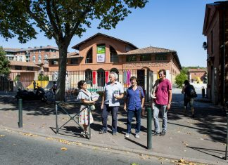Greve Abattoirs Toulouse