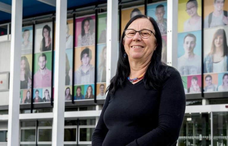Régine André-Obrecht, la nouvelle présidente de l'université Paul-Sabatier