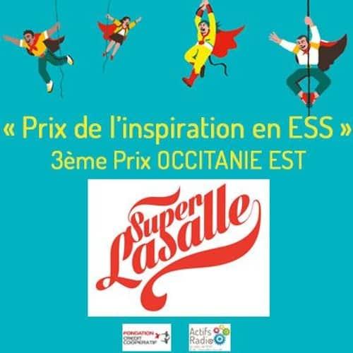 L'inspiration en ESS #36 – Des habitants de Lasalle ont sauvé leur station-service