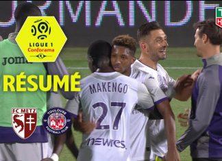 Toulouse-Metz : Match nul et et un hommage à Brice Taton