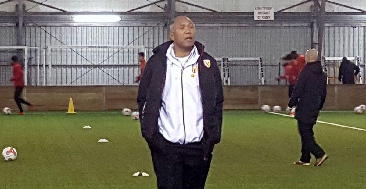 Antoine Kombouaré, nouveau coach du TFC