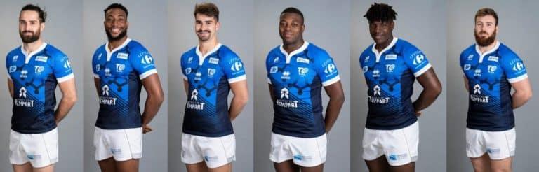 Six Toulousains sélectionnés pour la Coupe du monde de rugby à IX