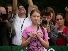 Fridays For Future Greta Thunberg