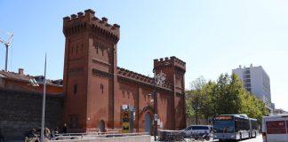 La prison Saint-Michel à Toulouse