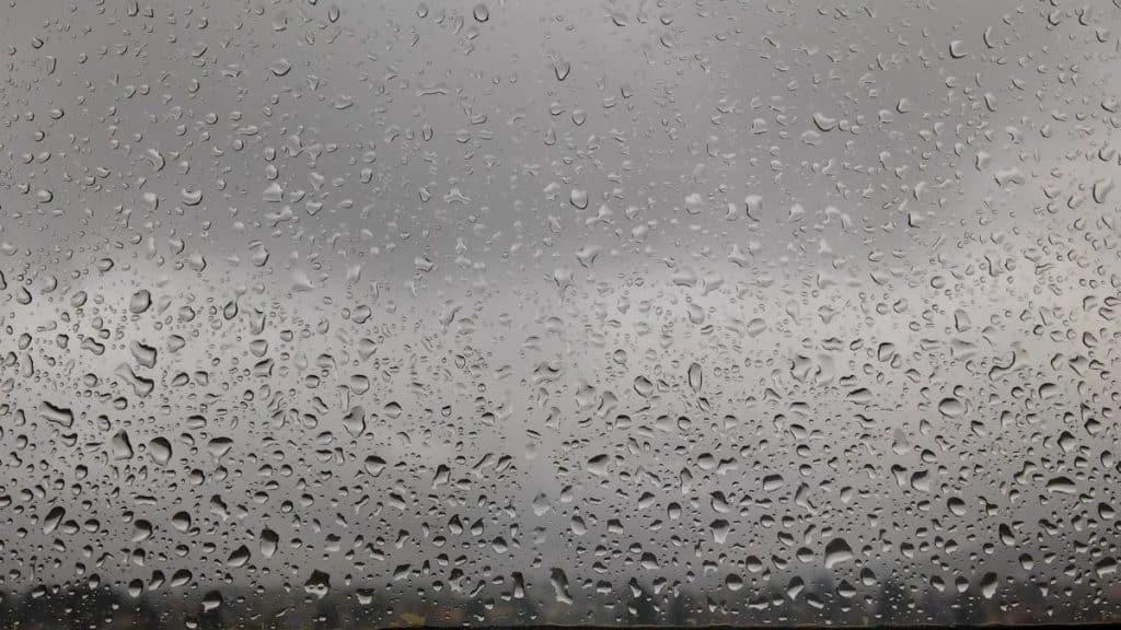 Pluie météo