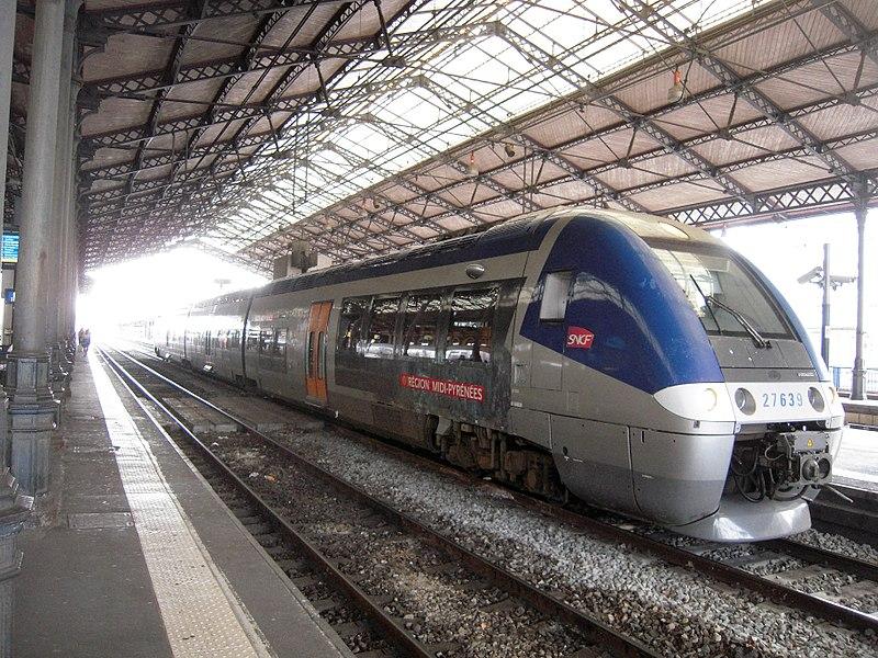 Ligne Ariège