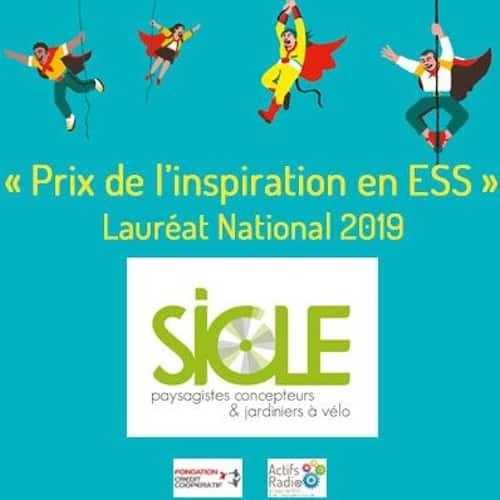 SICLE : Lauréat national des prix de l'inspiration en ESS