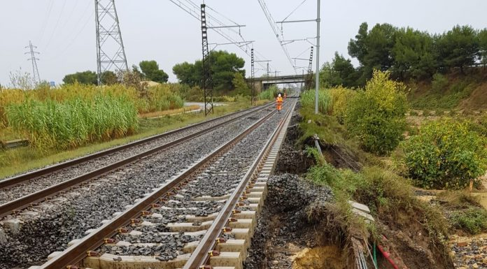 sncf innondations trains annulation