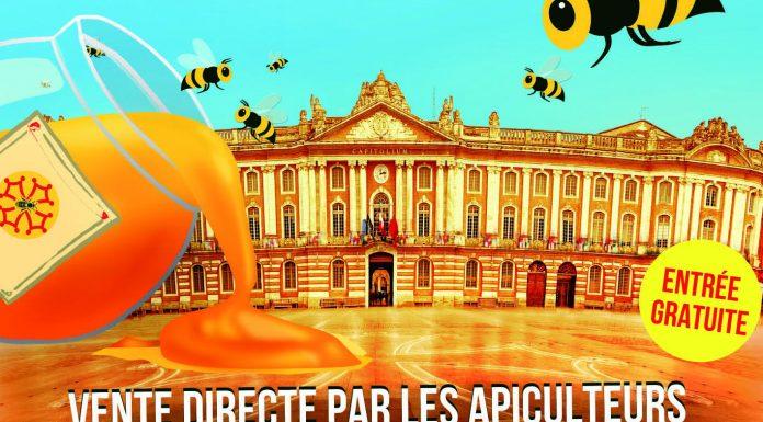 Foire Ô miel de Toulouse