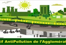 Collectif anti-pollution de l'agglomération toulousaine