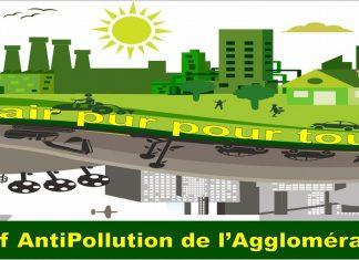 Collectif anti-pollution de l'agglomération toulousaine