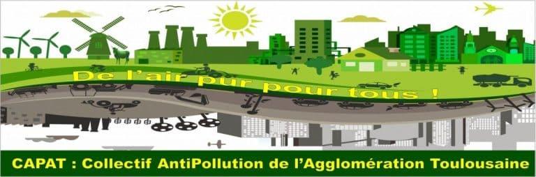Le Capat, un nouveau collectif anti-pollution de l'agglomération toulousaine