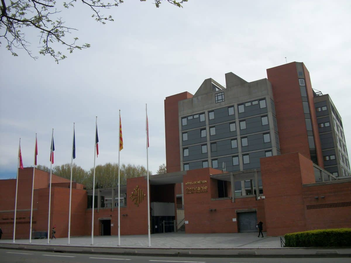 Hôtel région Occitanie