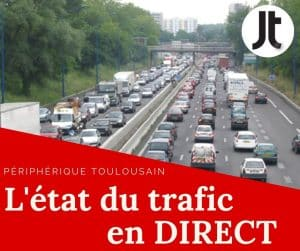 trafic Toulouse