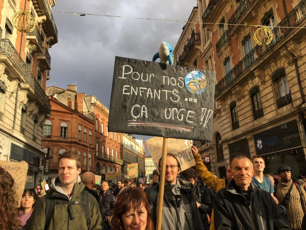 marche climat Toulouse