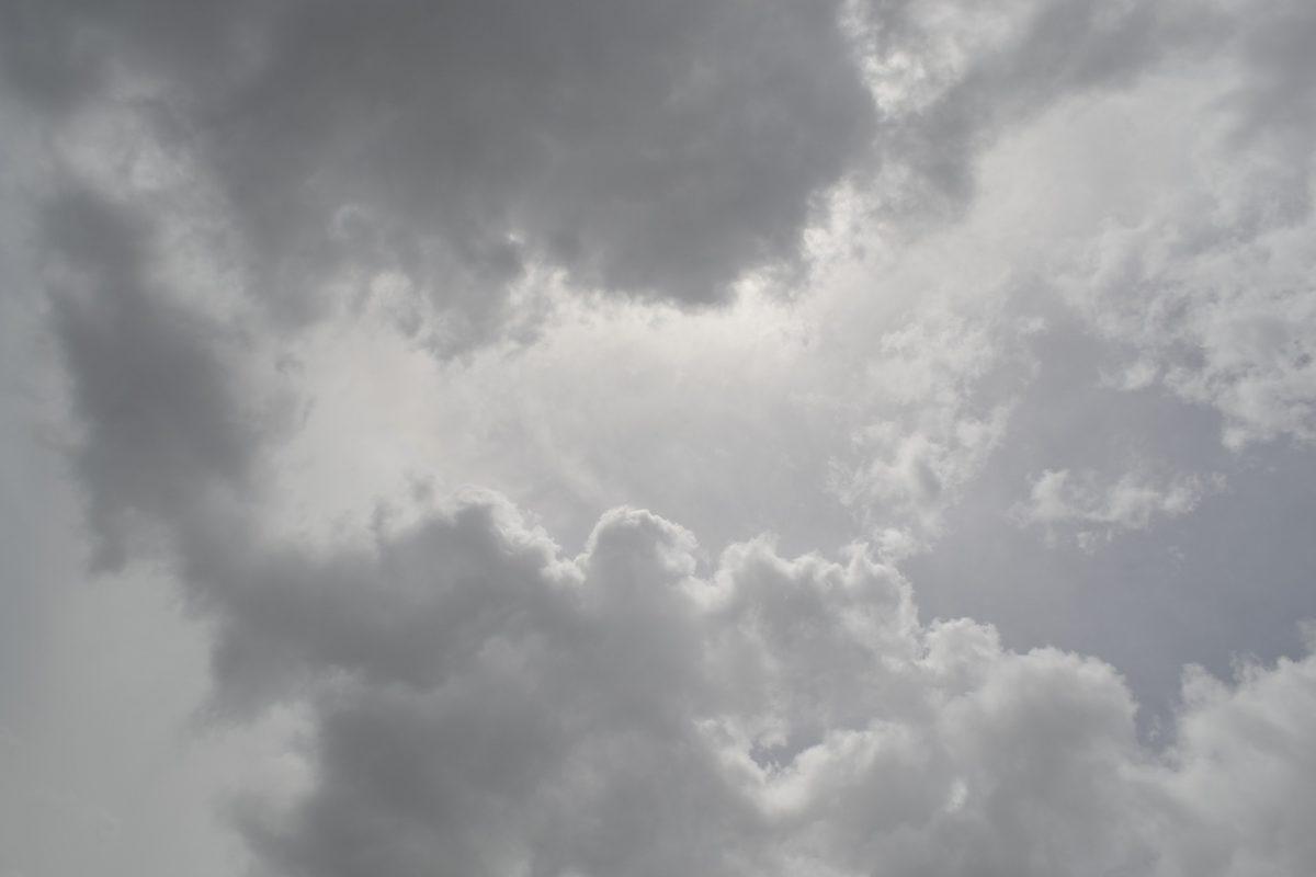 ciel gris météo toulouse