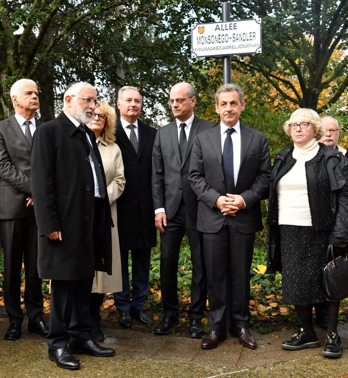 Sarkozy Moudenc Blanquer