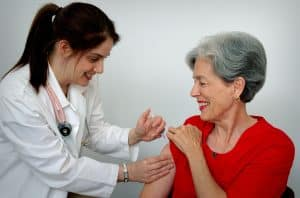 Vaccination-dune-femme