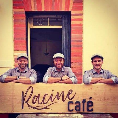 racine café Toulouse