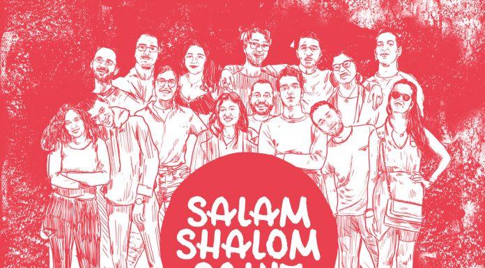 salam shalom salut