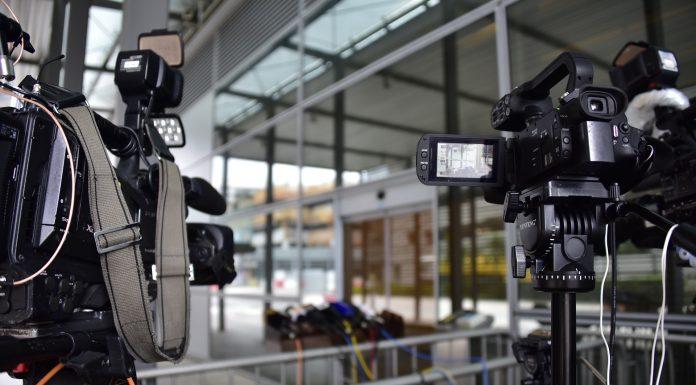 Caméra Interview