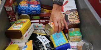 LFI organise une grande distribution solidaire destinée aux étudiants, ce samedi 13 mars, à Toulouse © banque alimentaire