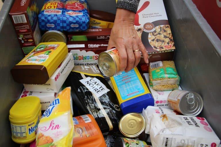 Une collecte record pour la Banque alimentaire de Toulouse