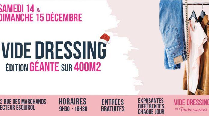 vide dressing Toulousaines