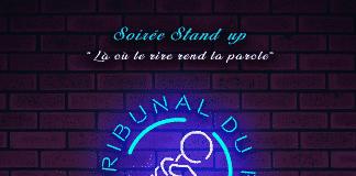 Affiche Tribunal Du Rire Toulouse