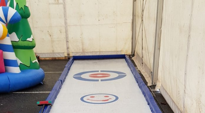 OncoSnow curling