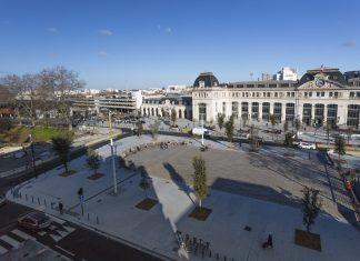 Grand Matabiau Toulouse Parvis canal 3