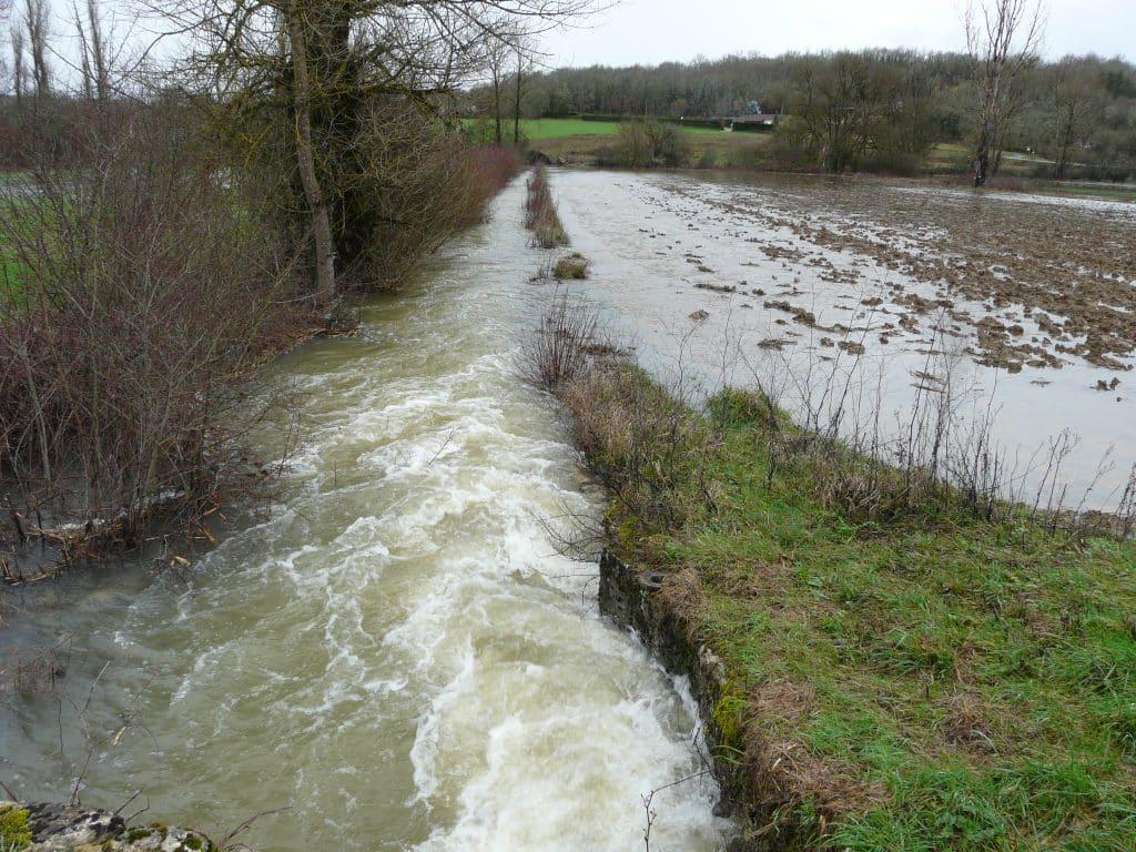 Alerte crues : de nombreuses interventions et des familles relogées dans le Tarn-et-Garonne ©Père Igor