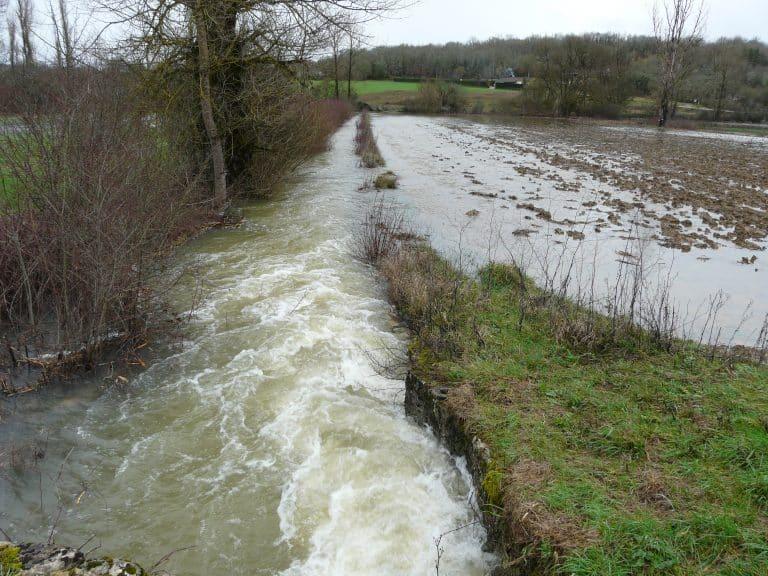 Des risques de crues aujourd'hui en Haute-Garonne