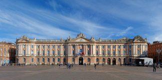 Toulouse Capitole travaux