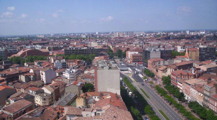 Toulouse est sur le point de basculer en zone d'alerte coronavirus maximale ©CC Tonio94
