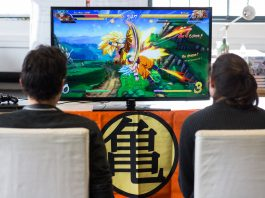 Tournoi Dragon Ball FigtherZ