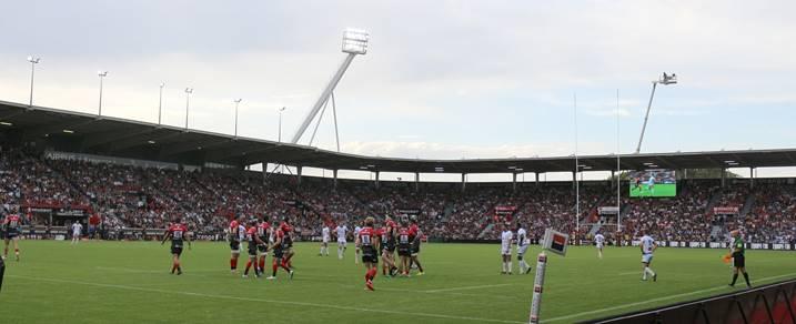 Rugby : Le TOXIII jouera le premier match de son histoire à Ernest Wallon le 1er février