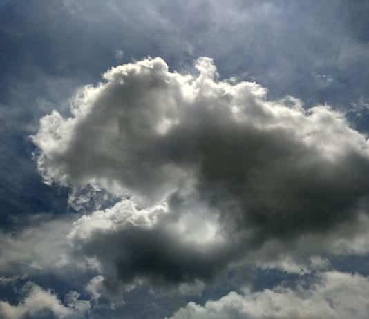 nuages éclaircies