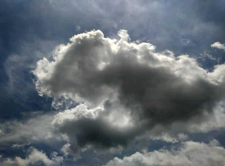 Météo : des nuages, du vent et du froid ce lundi