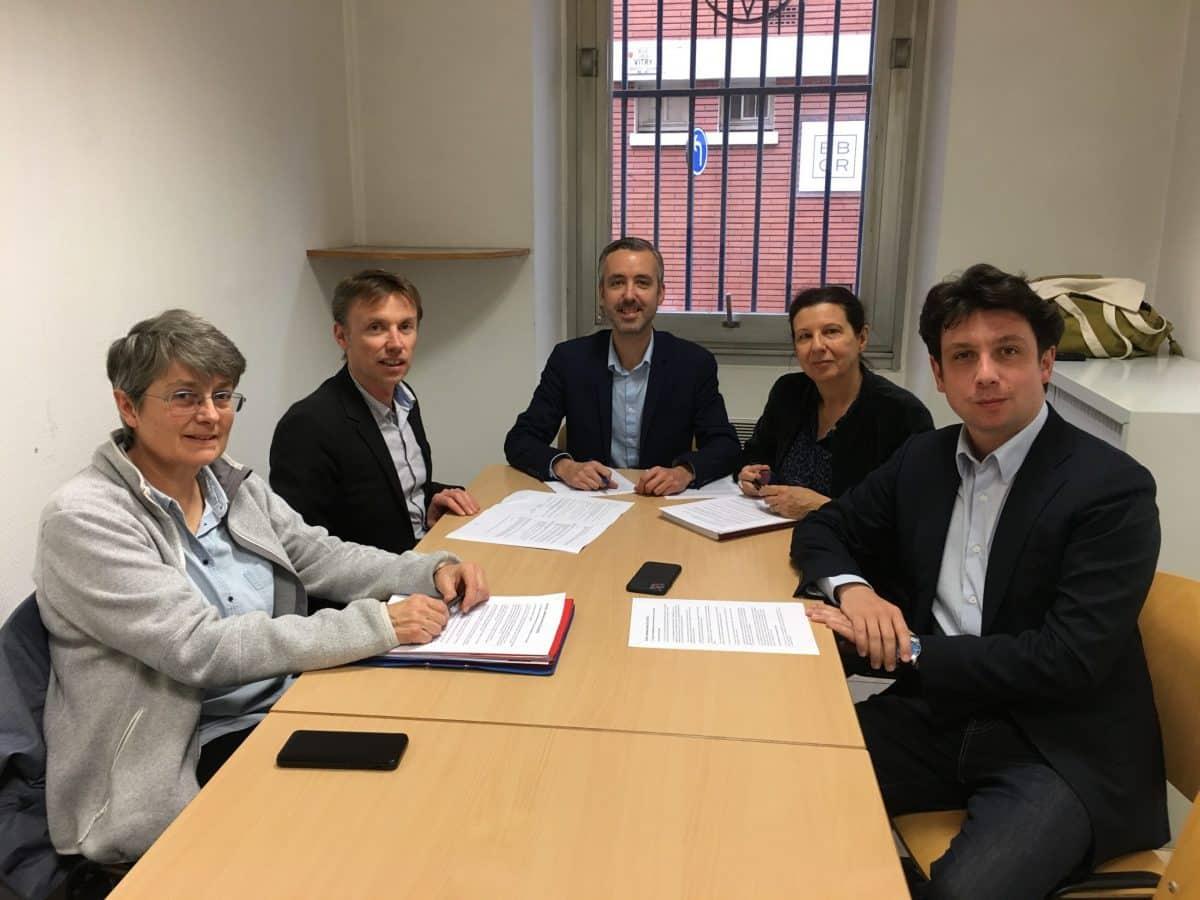 Opposition groupe municipal Toulouse des écologistes et des citoyens