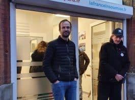 permanence Emmanuel Bompard à Toulouse