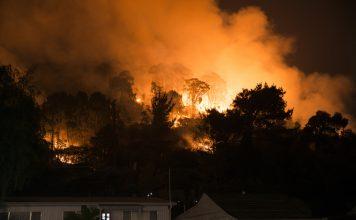 Incendie Australie