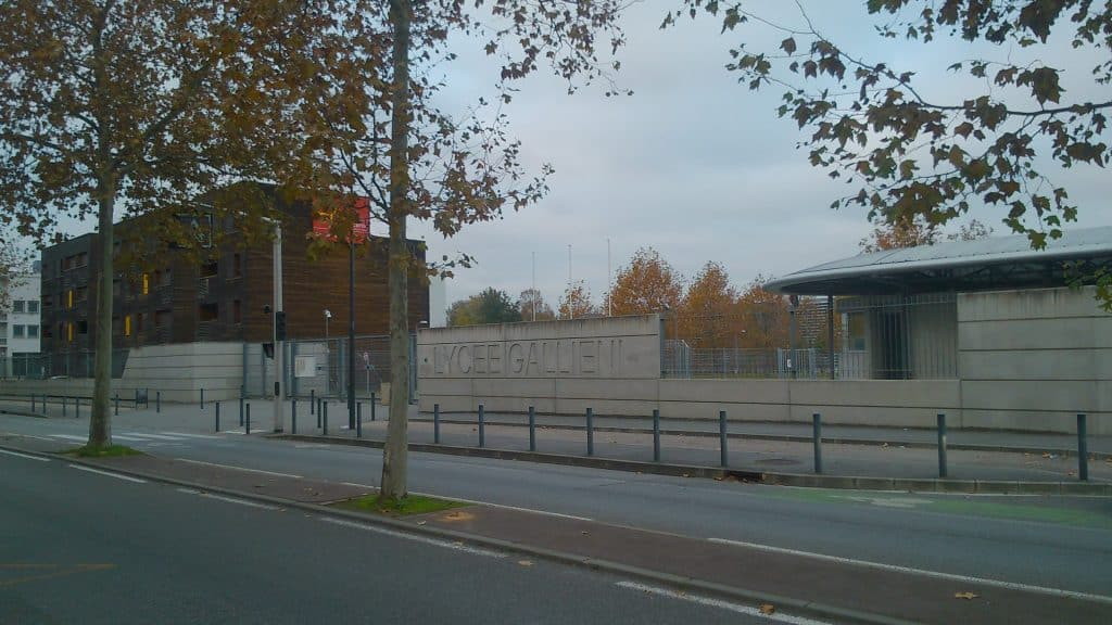 lycée Gallieni Toulouse