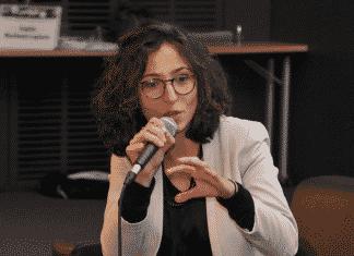 Violaine Lepousez spécialiste anthropocène